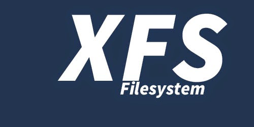 xfs filesytem